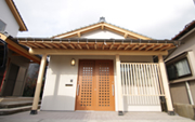 「材木を使った良い家を建てたい」